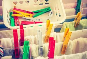 menstruatiebloed vlekken verwijderen