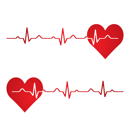 hartkloppingen ongesteld