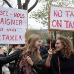 tampon tax france