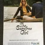 1968 careFree Tampons met Cheryl Tiegs7