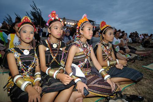 Rungus Borneo