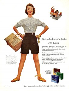 1953 kotex summer
