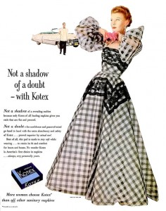kotex 1952