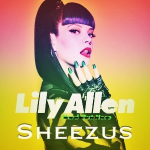 Lily-Allen-Sheezus cover