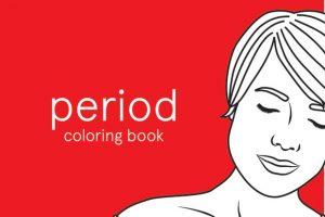 period coloring book